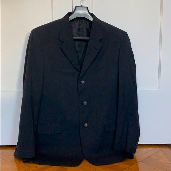 Kenneth Cole black men's blazer